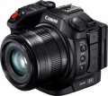 Canon - XC15 HD Flash Memory Camcorder - Black
